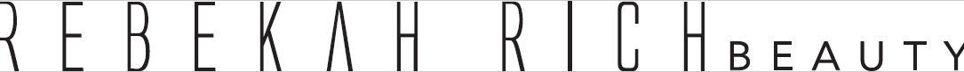 rebekah rich beauty logo