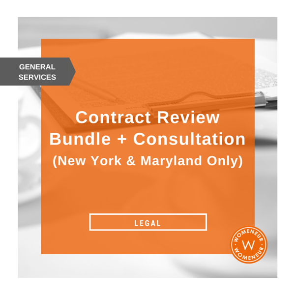 Contract Review  Bundle