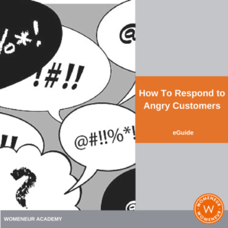 How to Respond to Angry Customers