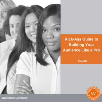 Kick-Ass Guide to Building Your  Audience Like a Pro
