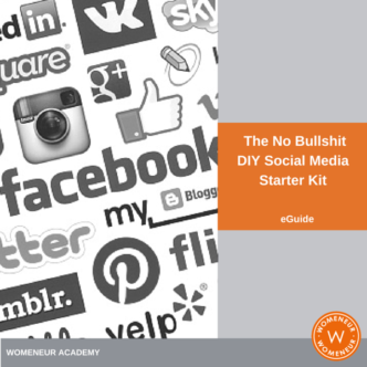 No Bullshit Social Media Guide
