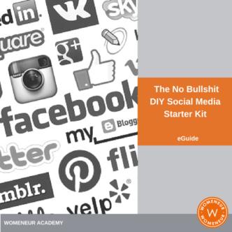 No Bullshit Social Media Guide