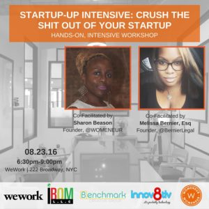 startup intensive