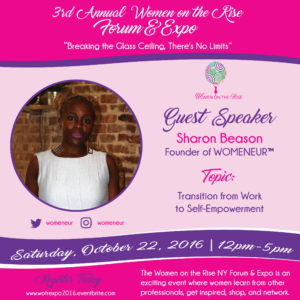 women on the rise expo