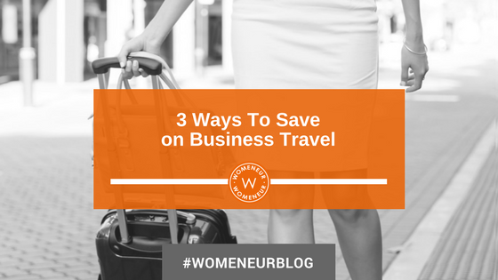 3 Ways To Save on Business Travel