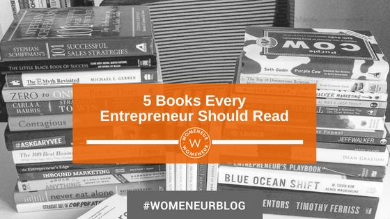 5 Books Every Entrepreneur Should Read